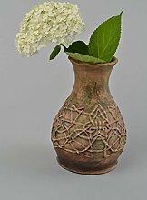 Deko Vase handgefertigt Haus Dekoration kreative