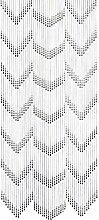 Deko-Vorhang Türvorhang Perlenvorhang Raumteiler