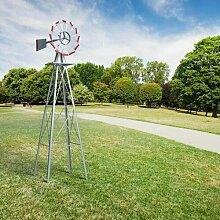 Deko-Windmühle Ellisurg Garten Living