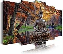 Dekoarte 17 - Modernes Bild auf Leinwand, die auf