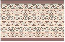 dekodino Bordüre Borte Geometrische Muster Küche