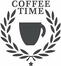 Wandtattoo Kaffeetasse günstig online kaufen   LionsHome