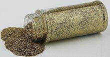 Dekoglitter in Streudose gold 110g