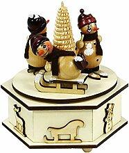 Dekohelden24 Wunderschöne Spieldose mit