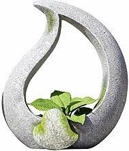 dekojohnson Moderne Deko Garten-Skulptur zum
