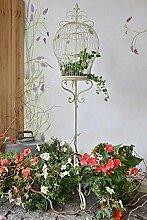 Dekokäfig vogelkäfig blumenkäfig dekoration deko vintage retro landhaus