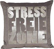 Dekokissen Stressfreie Zone