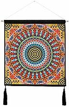 Dekoration- Baumwolle Tapisserie Schlafsaal