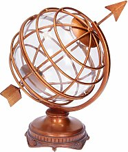 Dekoration Glob  34,5cm, 32×23×34,5cm