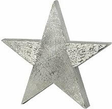Dekoration mit Sternenmotiv Edzard Größe: 38 cm