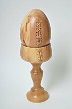 Dekoration Ostern handmade Osterei Holz Haus Deko Ostern Geschenk gla