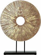 Dekoration Ring 40cm, 30 × 7,5 × 40 cm