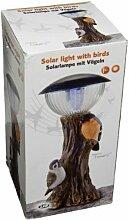 Dekoration von Garten mit Lampe Solar LED