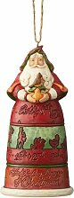 Dekorationsfigur Weihnachtsmann Heartwood Creek