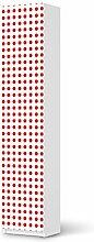 Dekorationssticker für IKEA Pax Schrank 236 cm