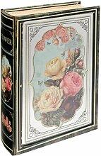 Dekorative Box Abrielle Flower Lily Manor
