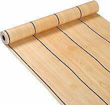 Dekorative Faux Holzmaserung Kontakt Papier Vinyl selbstklebend Regal Schublade Liner für Küche Schränke Regale Arts Crafts Aufkleber 45x 429,3cm
