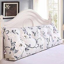 dekorative Kissen, Kissen nach Hause Sofa, Schlafzimmer Soft Bag Triangle Kissen, Kissen Stoff Kissen, Nackenkissen , ( Farbe : G , größe : 50*120*20cm )