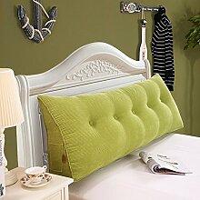 dekorative Kissen, Kissen nach Hause Sofa, Schlafzimmer Soft Bag Triangle Kissen, Kissen Stoff Kissen, Nackenkissen , ( Farbe : I , größe : 50*120*20cm )