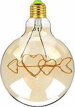 Dekorative Leuchtmittel Glühlampen G125