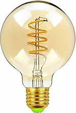 Dekorative Leuchtmittel Glühlampen G80 Retro
