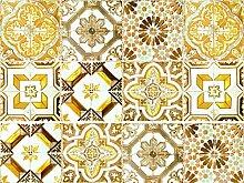 Dekorative Stickerfliesen mit tollen Motiven und