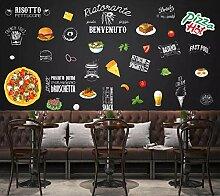 Dekorative Tapete Modern Simple Western Restaurant