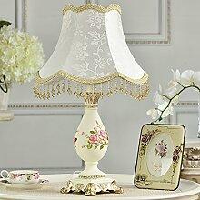 Dekorative Tischleuchten/Schlafzimmer Bett Lampe/Princess,Ländlichen,Living Room,Studie,Kreative,Hochzeit-lampe-A
