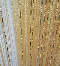 Dekorative Tür Schnur Vorhang, Faden Fransen Wand