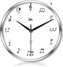 Dekorative Wanduhr/Clock/Mute Scan Smart Clock-C 12Zoll