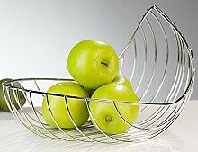 Dekorativer Früchtekorb Spoom Obstschale Obst