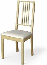 Dekoria IKEA BÖRJE Stuhl, Sitz Pad Cover–Elfenbeinfarben