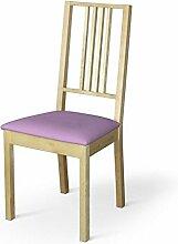Dekoria IKEA BÖRJE Stuhl, Sitz Pad Cover–Lavendel