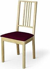 Dekoria IKEA BÖRJE Stuhl, Sitz Pad Cover–Olive