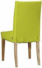 Dekoria IKEA HENRIKSDAL Stuhl, Bezug–Lime
