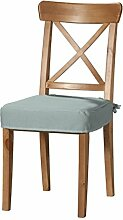 Dekoria IKEA INGOLF Stuhl Sitz Pad Cover–Peppermin