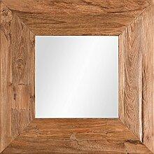 Dekoria Spiegel Seram 60x3x60cm Spiegel, Wandspiegel, Geschenk Geschenk