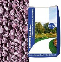 Dekosplitt Violett 8 - 5 mm 7,5 kg