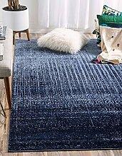 Del Mar Bereich Teppich, Polypropylen, blau, 10 x 16
