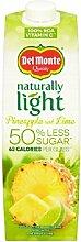 Del Monte Ananas natürlich Licht & Lime 1L