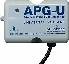Del Ozone APG-U Ozonator, AMP Stecker, 120-240V