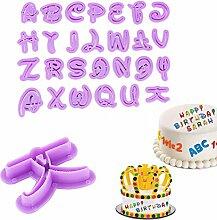 Delaman Ausstecher Buchstaben Buchstaben