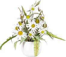 DELAVITA Künstliche Zimmerpflanze Elwine, im