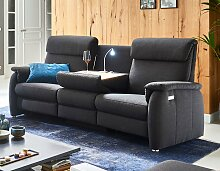 DELAVITA Sofa Turin Struktur, 222 cm, ohne