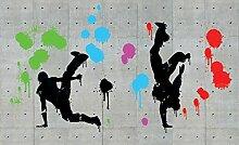 Delester 2646 Vexxxl Design Art der Straße Tapete