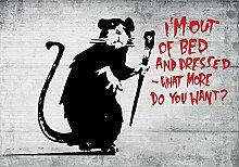 Delester Design DELESTER 2900 Vexxxl Design Banksy