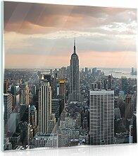 Delester Design gt10149g7Wanddekoration New York
