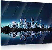 Delester Design gt20409g5Wanddekoration New York