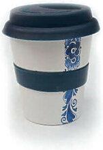 Delfter Blau Coffee to go Becher von Royal