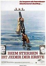 Deliverance – Deutsche Film Poster Plakat